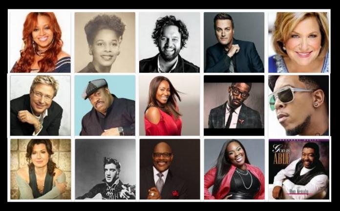 Famous Gospel Singers