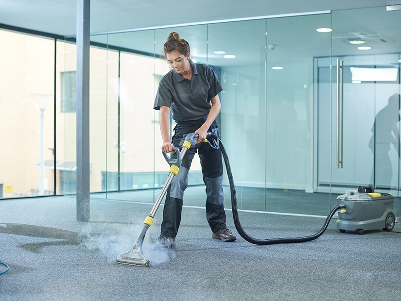 Commercial Carpet Cleaning service in UAE