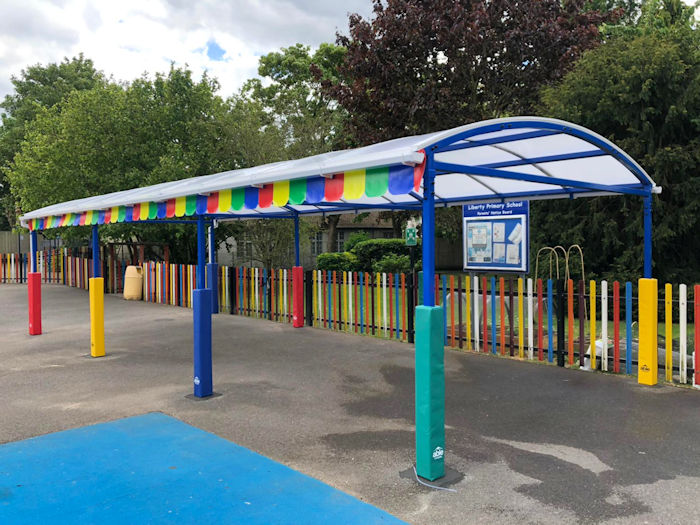 School Outdoor Shelter