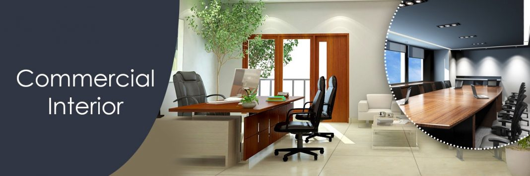 Commercial interior solutions