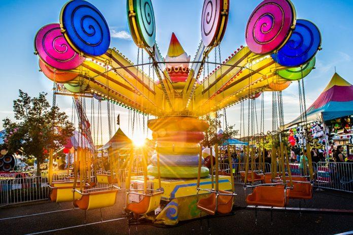 Carnival Food Stall
