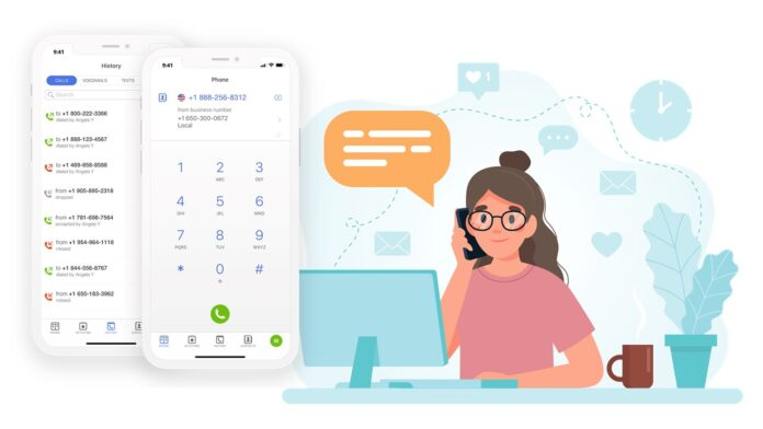 Know What Makes The Virtual Phone Number Better From The Landline And Mobile Number