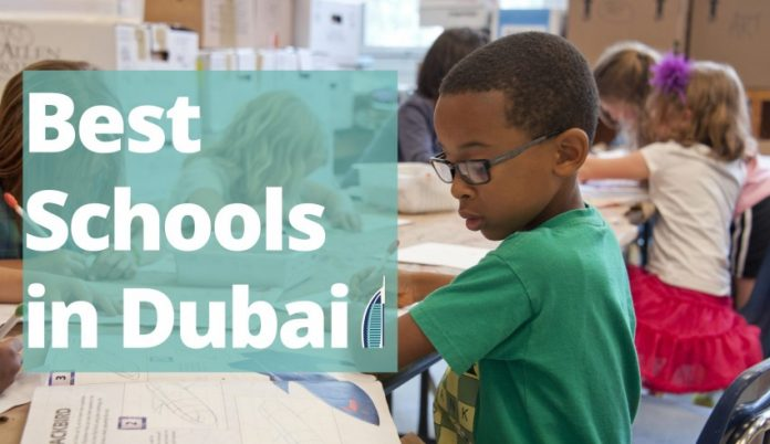 WHICH IS THE BEST HIGH SCHOOL IN DUBAI? FOR YOUR CHILD?