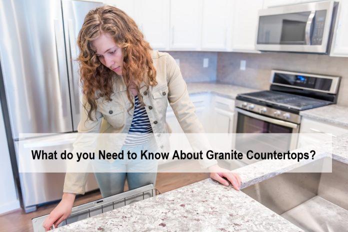 granite countertops for home