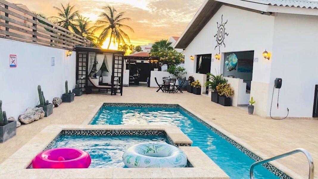 Aruba Beach House Rentals